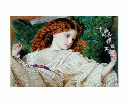 Dreams by Sir Frederick William Burton
