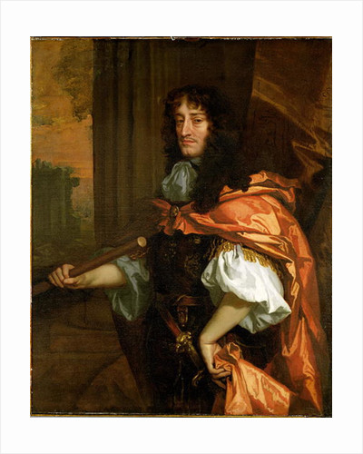 Prince Rupert by Sir Peter Lely