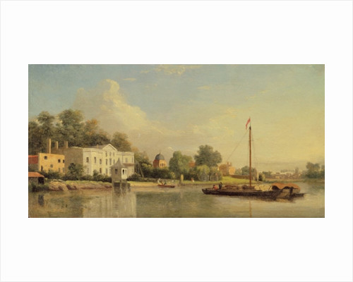 Harwich, The Low Lighthouse and Beacon Hill by Samuel Scott