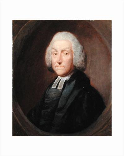 The Rev. Samuel Uvedale by Thomas Gainsborough