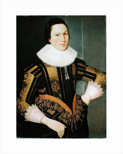 An Unknown Young Man, c.1622 by Anonymous