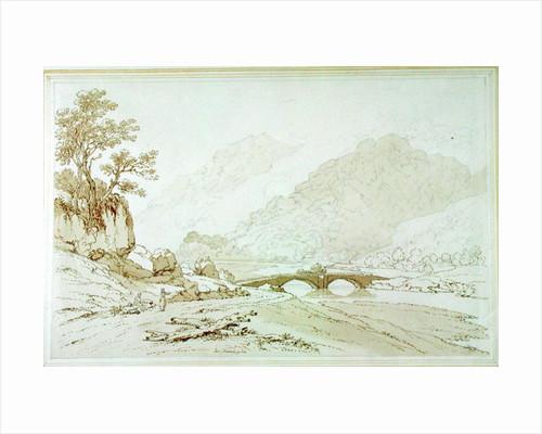 The Grange of Borrodale by Joseph Farington