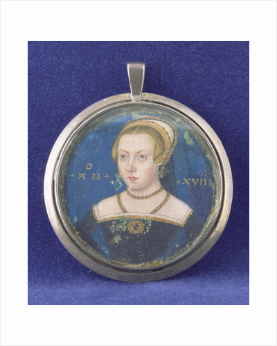 Portrait of a Lady, possibly Lady Jane Grey by Lievine Teerlink