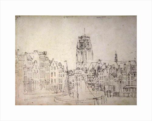 Rotterdam by David Cox