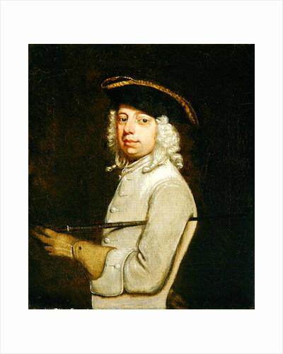Portrait of the Artist by Jonathan the Elder Richardson