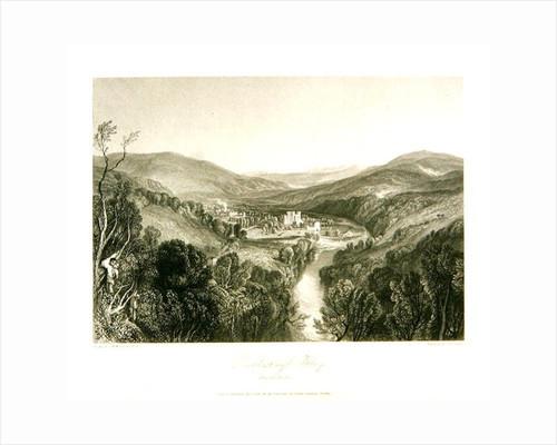 Buckfastleigh Abbey, Devon by Joseph Mallord William Turner