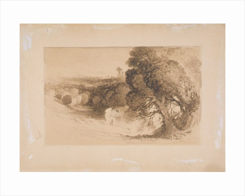 Expulsion from Eden by John Martin