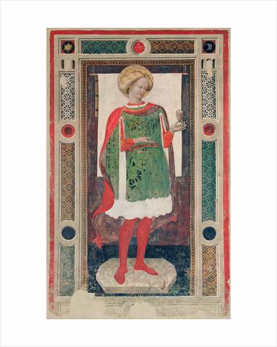 St. Ansanus by Francesco di Antonio di Bartolomeo
