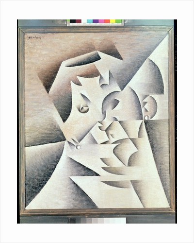 Mother of the Artist by Juan Gris