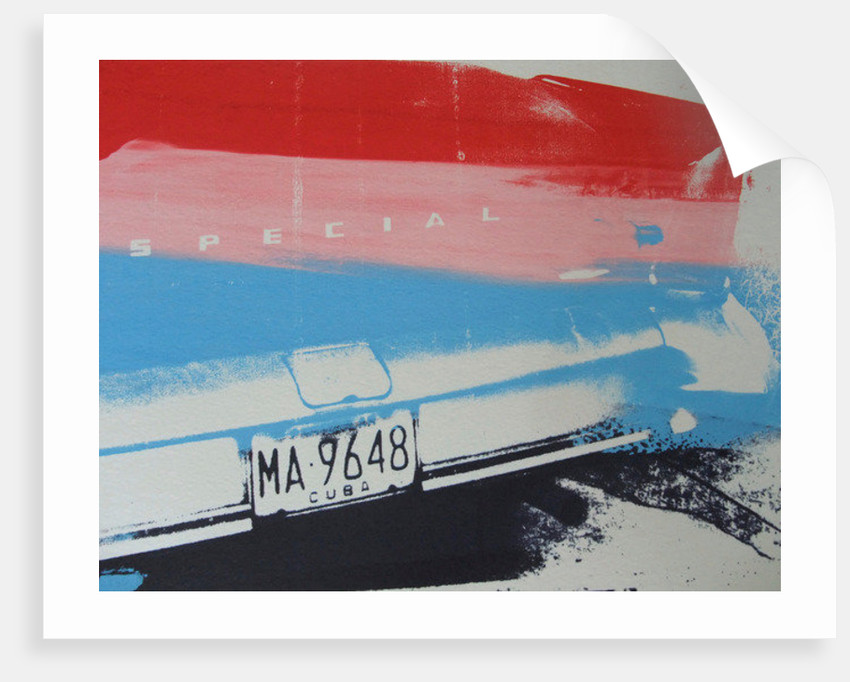 Multicolour fender by David Studwell
