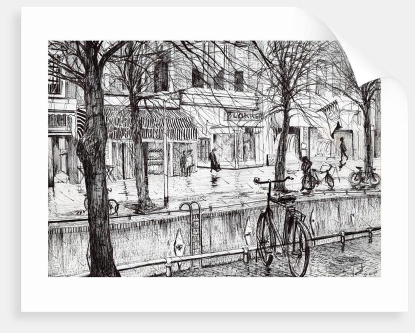 Harlingen, Holland by Vincent Alexander Booth