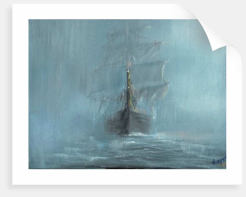 Mary Celeste by Vincent Alexander Booth