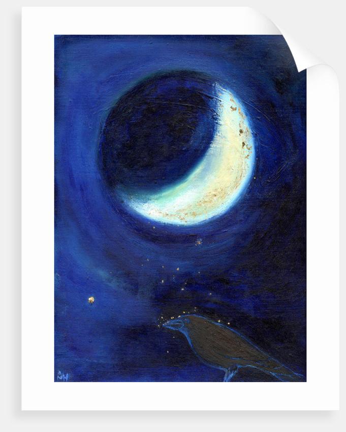 July Moon by Nancy Moniz Charalambous