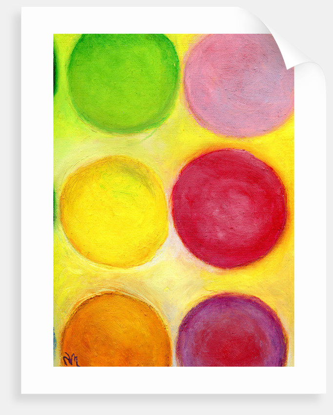 The Happy Dots 1 by Nancy Moniz Charalambous