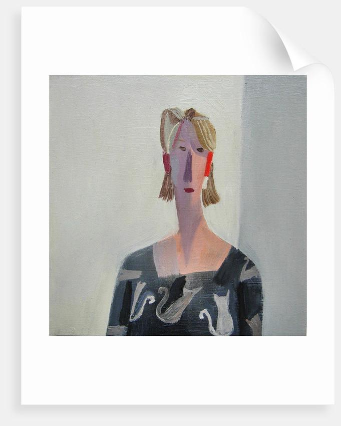 Head Study by Mary Mabbutt