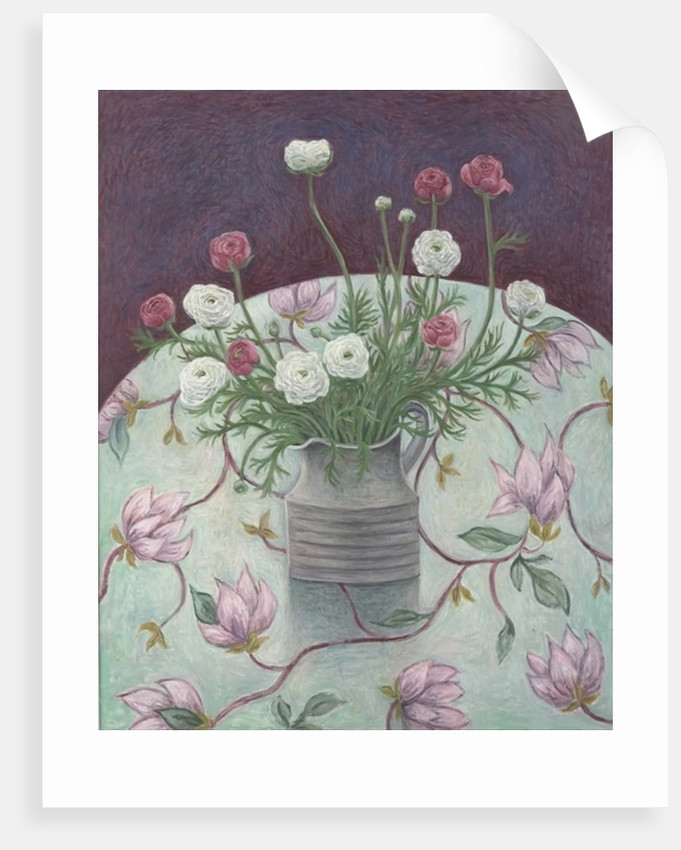 Flowers on Flowers by Ruth Addinall