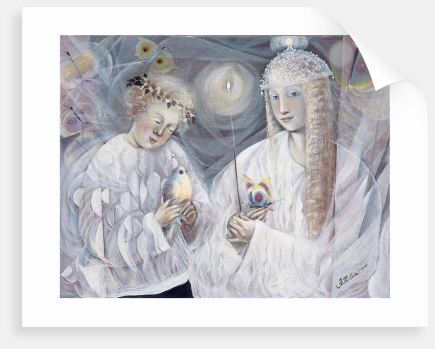 Gemini by Annael Anelia Pavlova