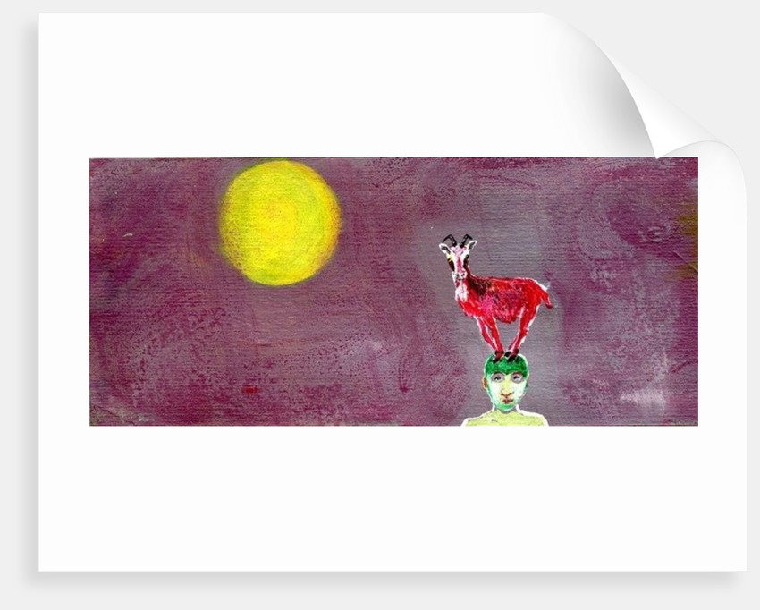 Do Me A Red Goat by Gigi Sudbury
