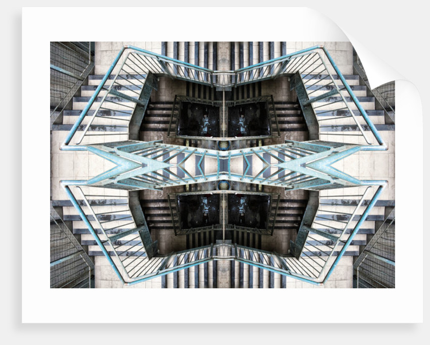 Eshcer Stairwell 2 by Ant Smith