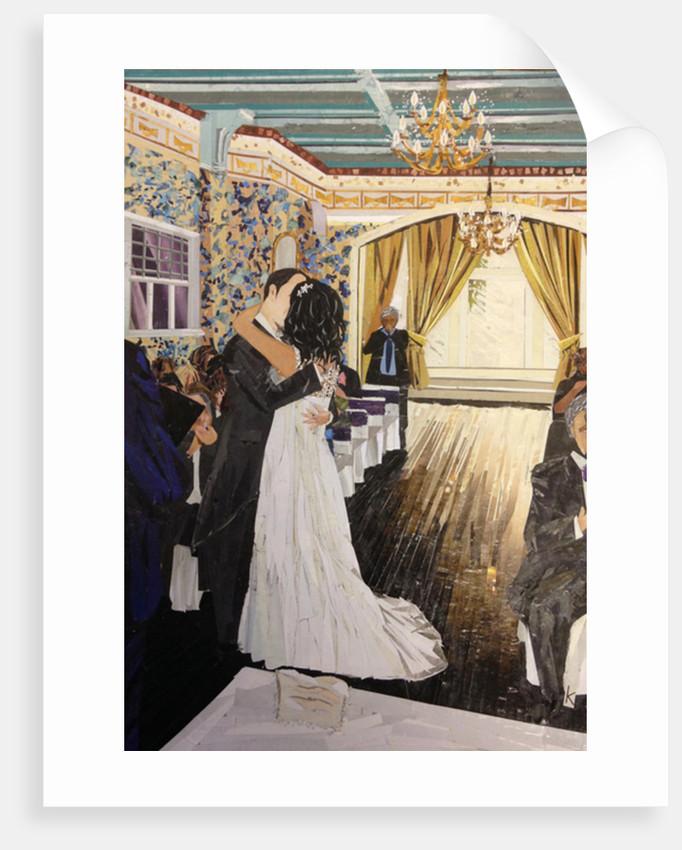 Wedding Day by Kirstie Adamson