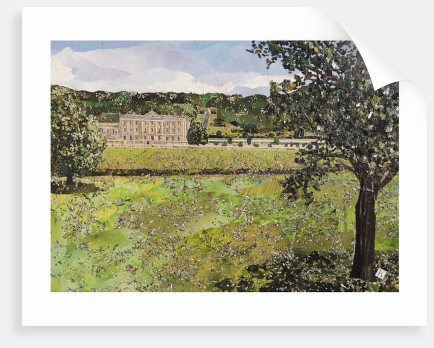 Chatsworth House by Kirstie Adamson