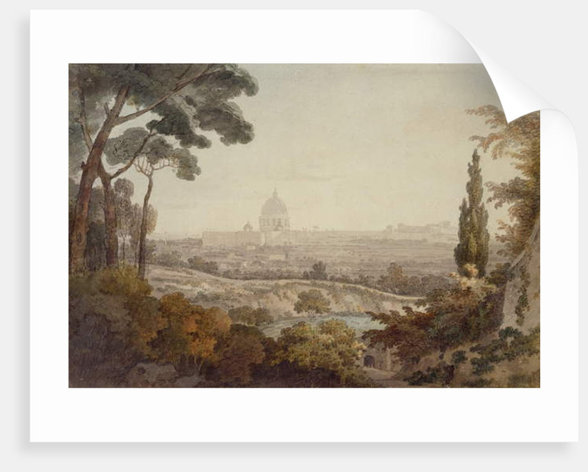 Rome by William Pars