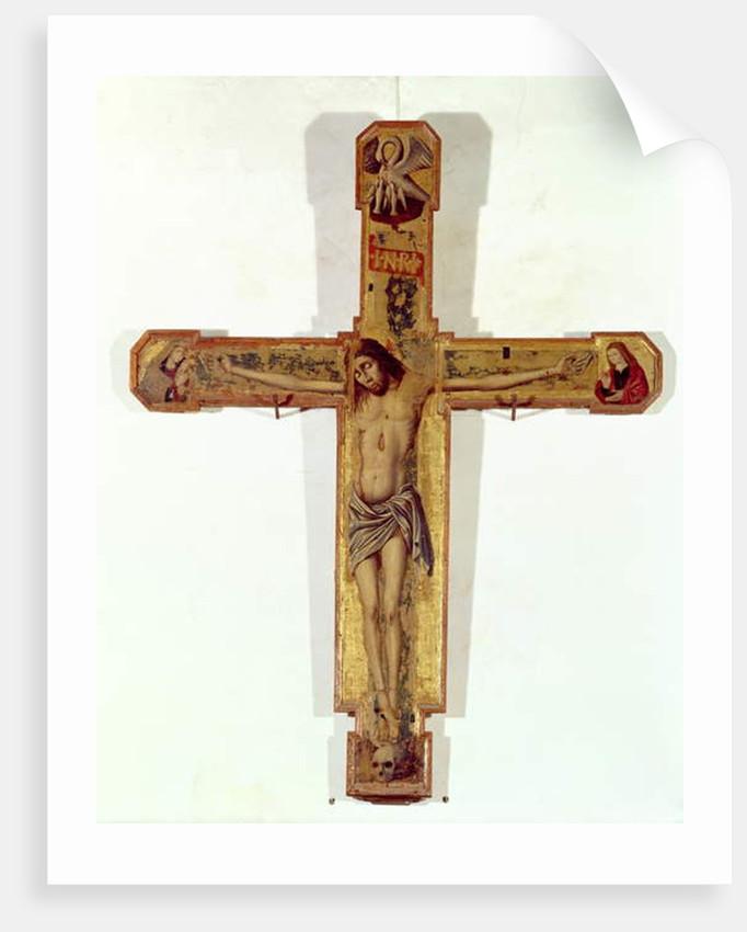 Crucifix by Salvo d' Antonio