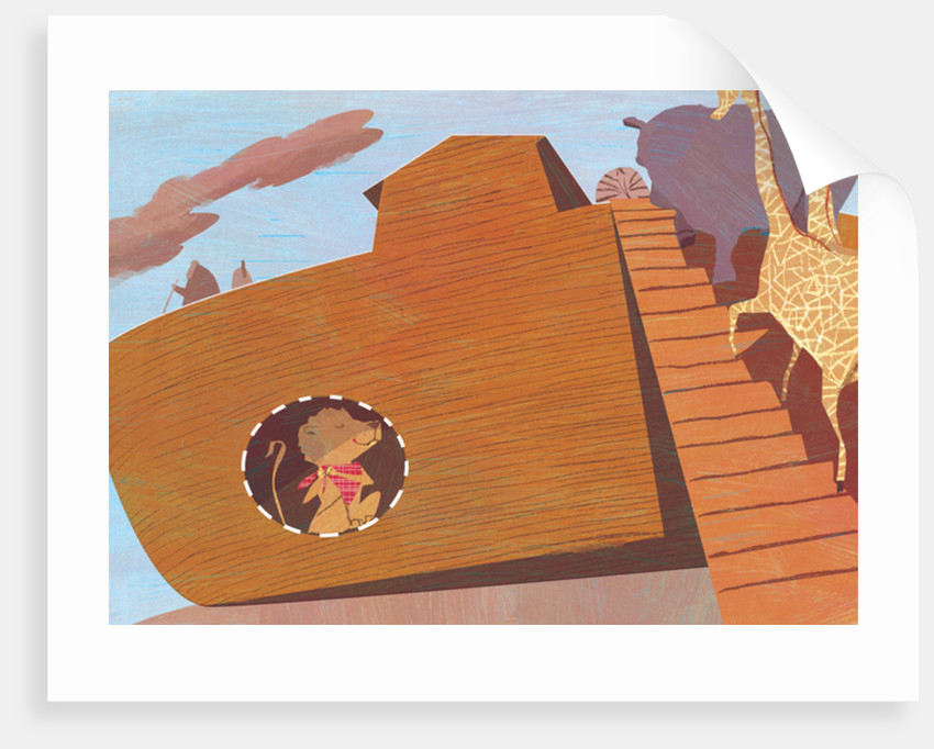 Ark, 2016 by A.Richard Allen