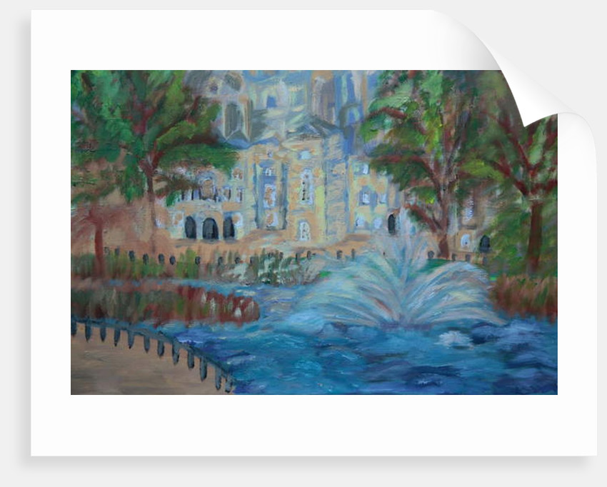 Horseguards, St James' Park by Cosima Duggal