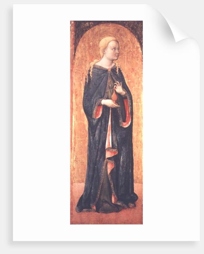 St. Mary Magdalene, 15th century by Francesco de' Franceschi