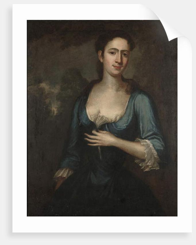 Elizabeth Savage Winslow, c.1729 by John Smibert