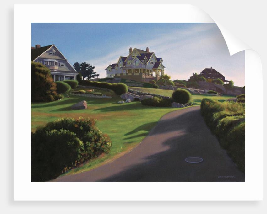 Cape Ann Morning by David Arsenault