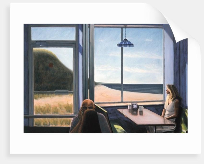Waiting by David Arsenault