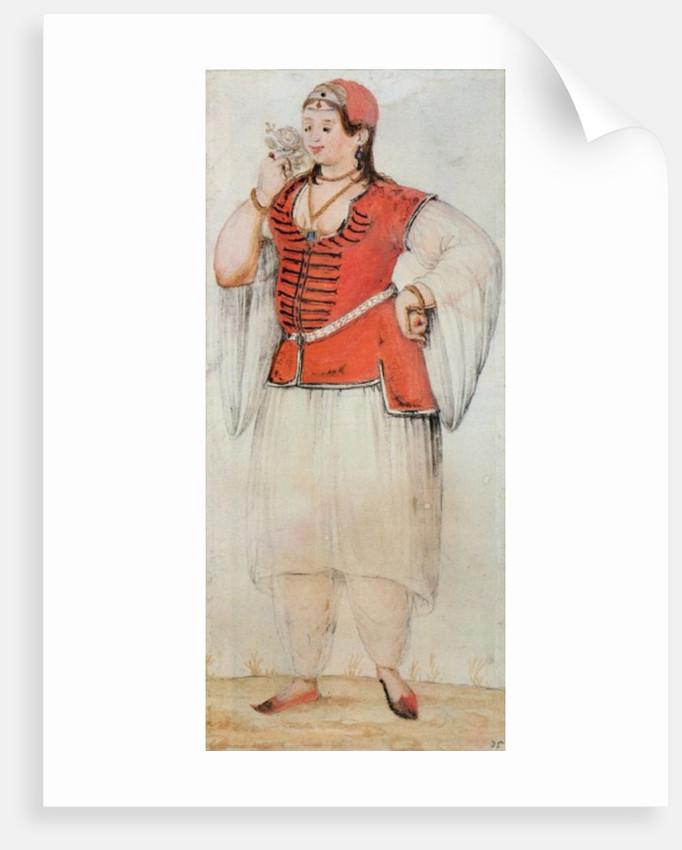 Greek or Turkish woman by John White