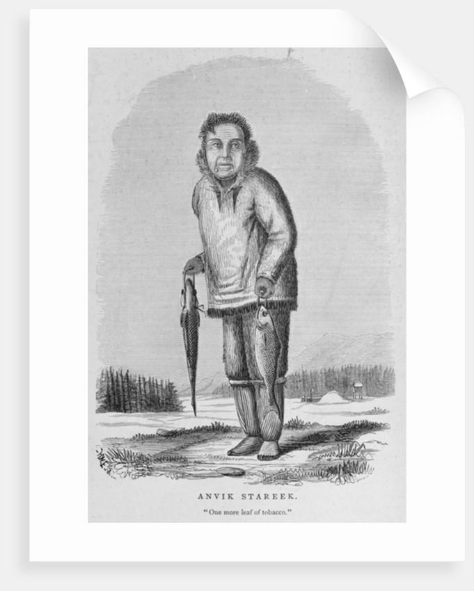 Anvik Stareek or 'One More Leaf of Tobacco' by H. W.