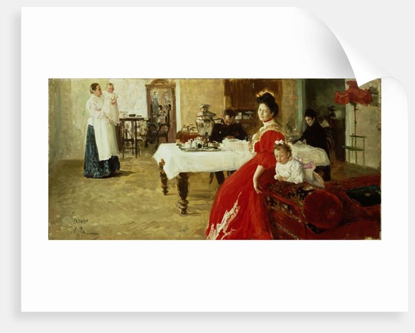 The Artist's Daughter by Ilya Efimovich Repin