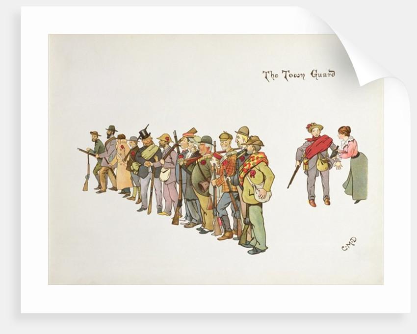 The Town Guard by Captain Clive Dixon