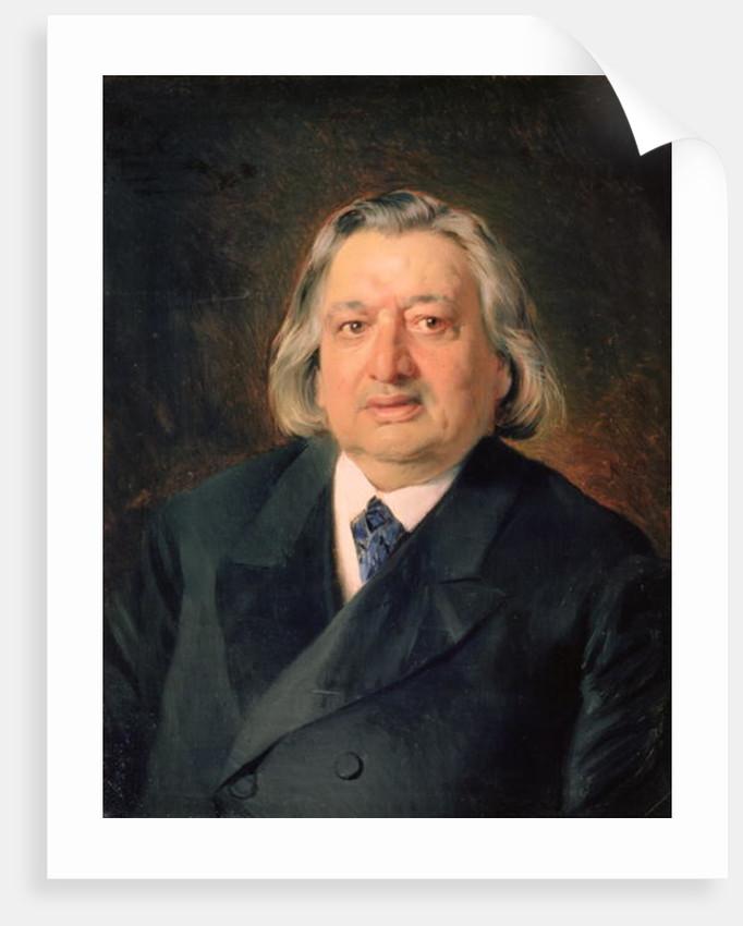 Portrait of Ossip Petrov by Konstantin Egorovich Makovsky