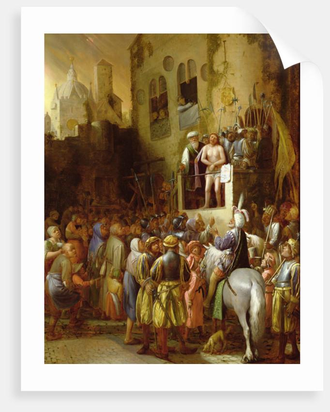 Ecce Homo by Joos van Craesbeeck