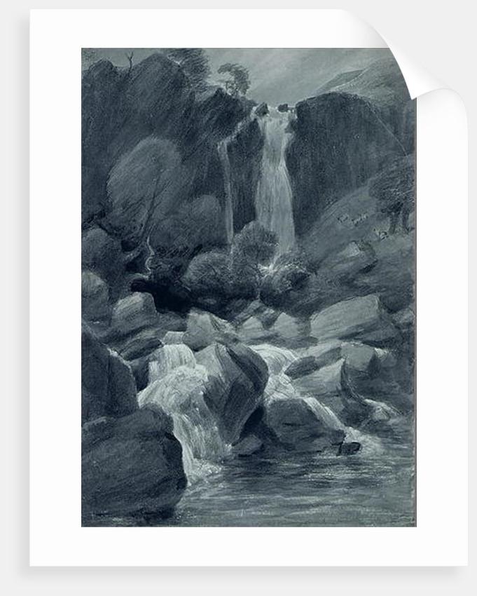 Taylor Ghyll, Sty Head, Borrowdale by John Constable