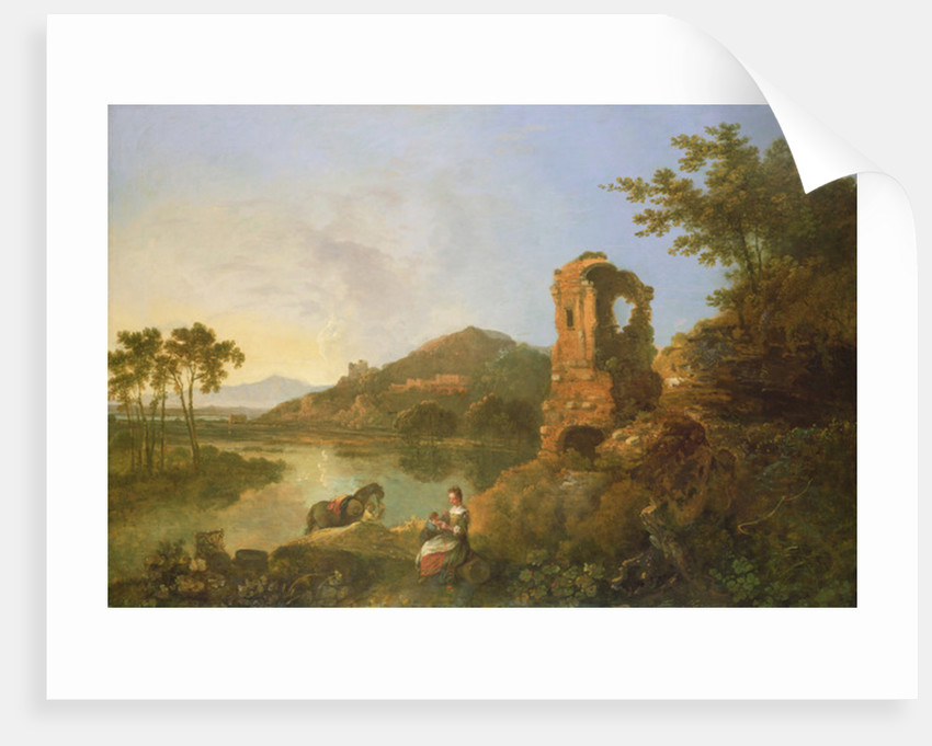 Cicero's Villa by Richard Wilson