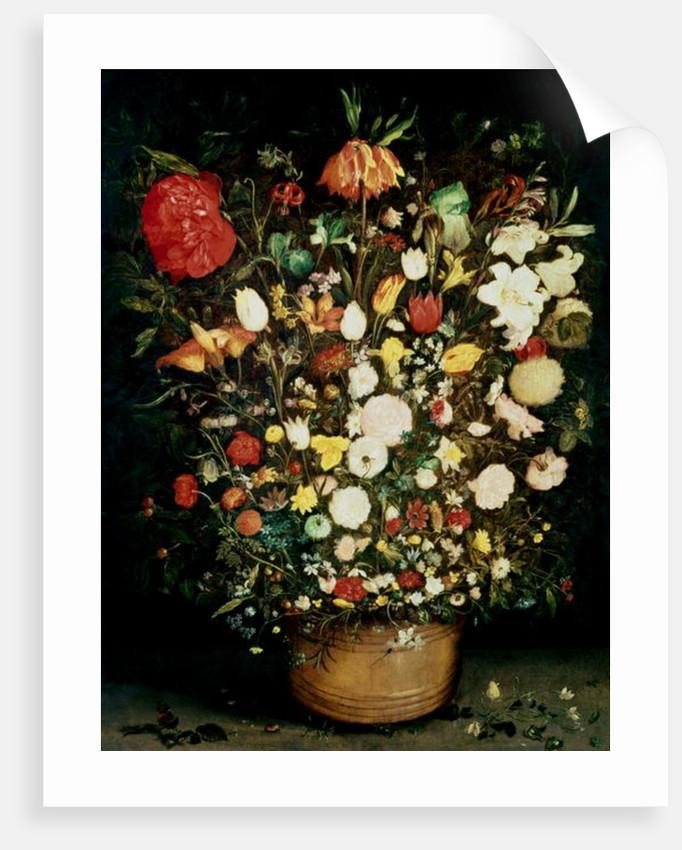 Vase of Flowers by Jan the Elder Brueghel