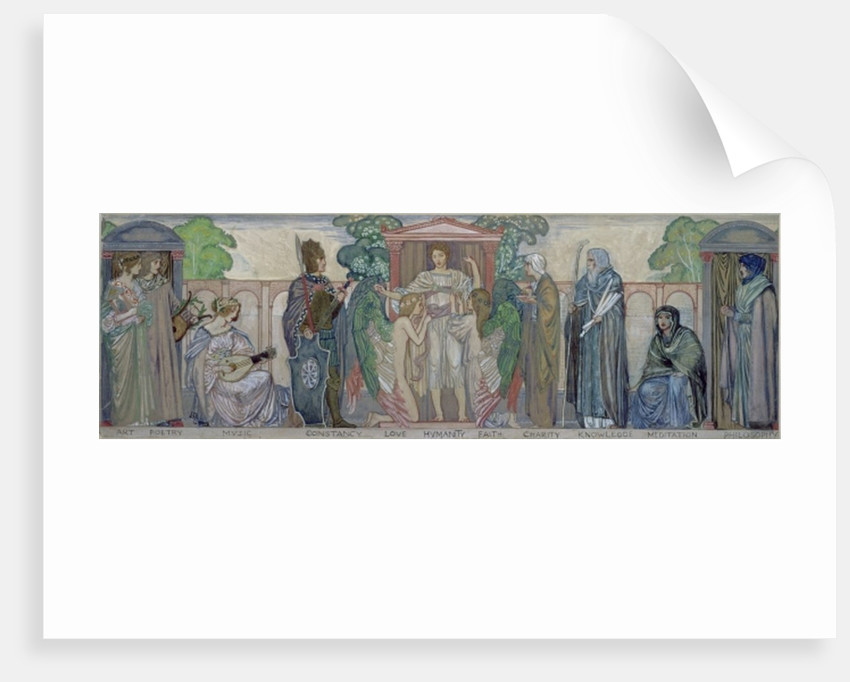 Art, Poetry, Music, etc. by Robert Anning Bell