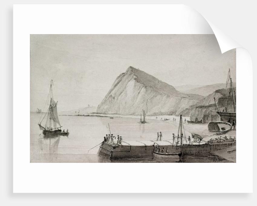 Shakespeare's Cliff, Dover by John Carpenter