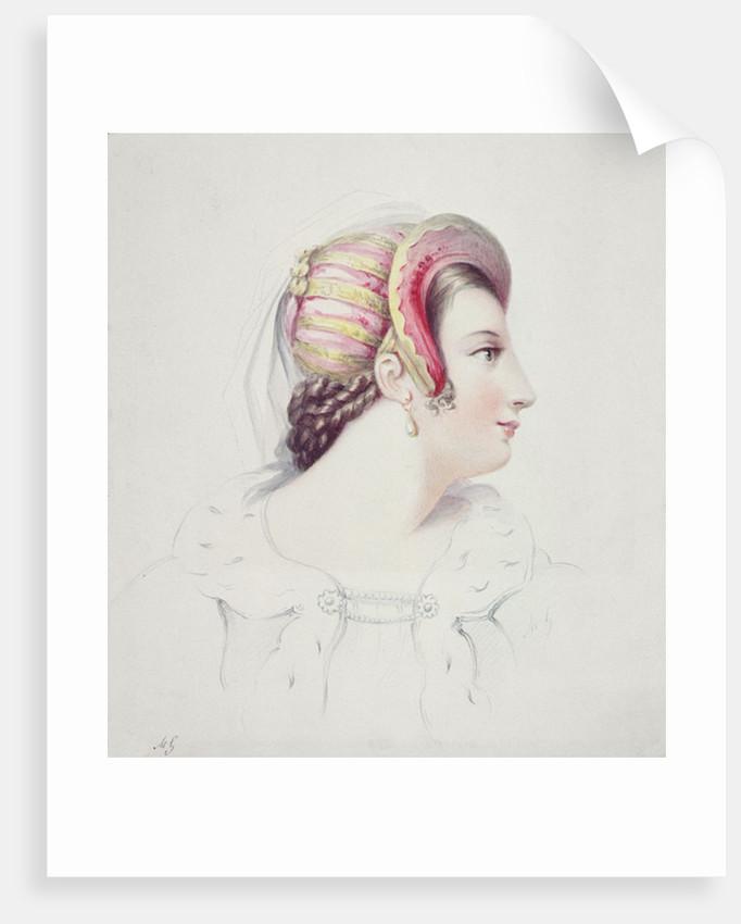 Johannah by Margaret Sarah Carpenter