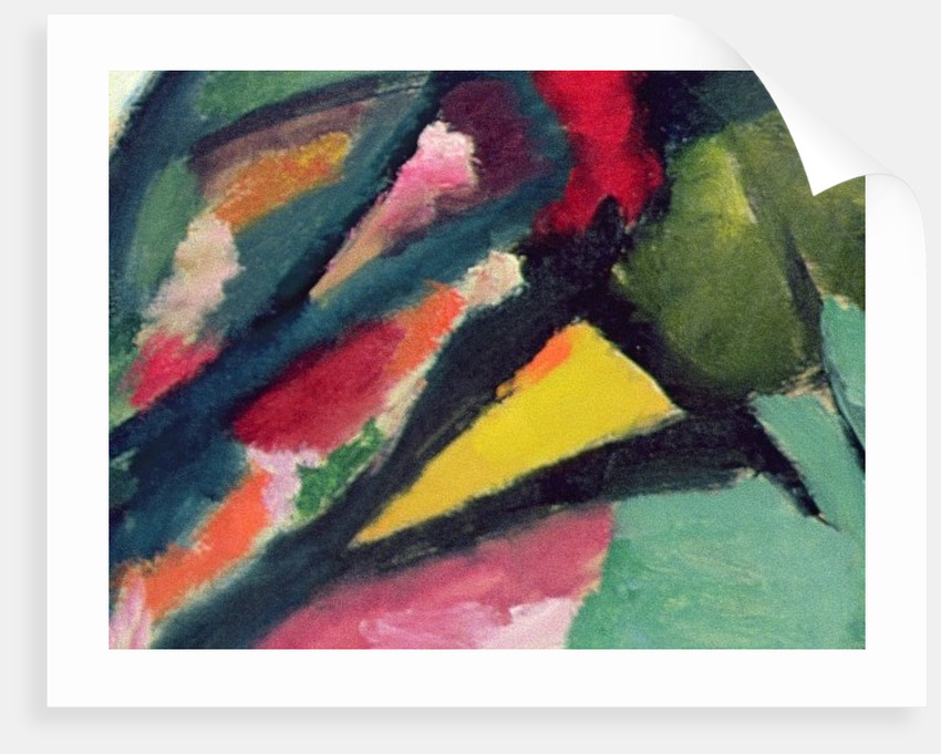 Composition No. 7, 1913 by Wassily Kandinsky