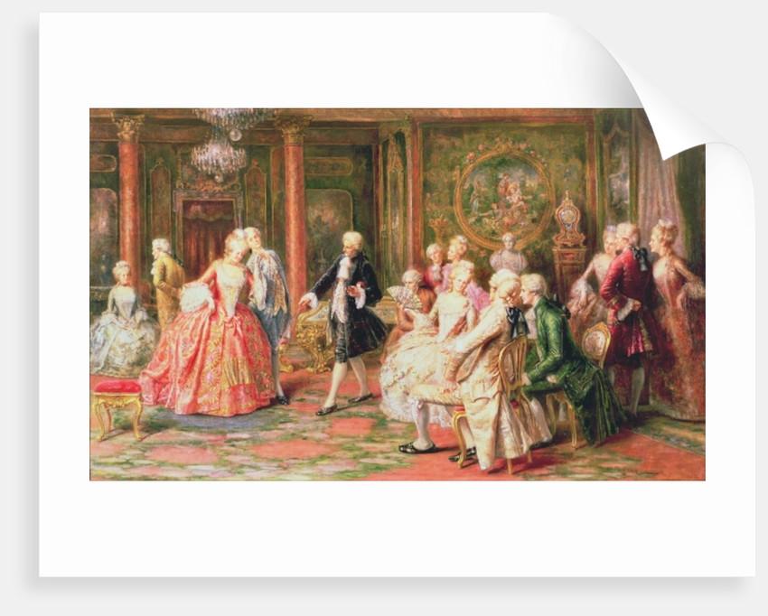 The Waltz by A. Zoffoli