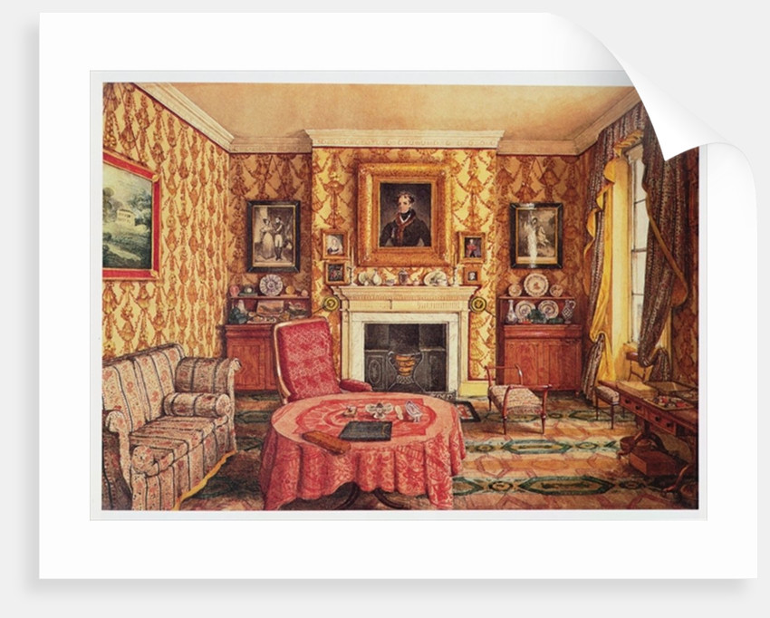 Our Drawing Room at York by Mary Ellen Best
