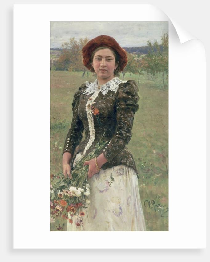 Spring Bouquet by Ilya Efimovich Repin
