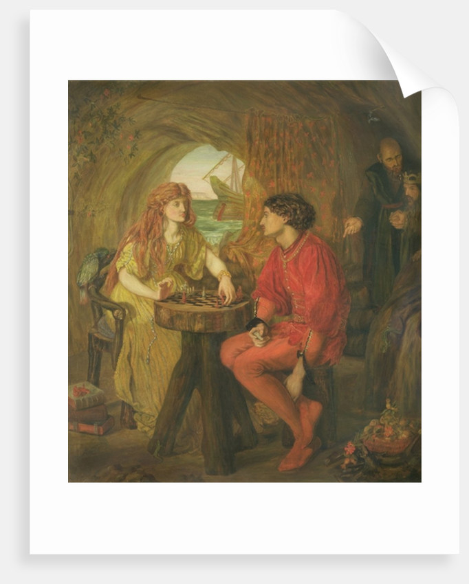 The Tempest by Lucy Madox Brown